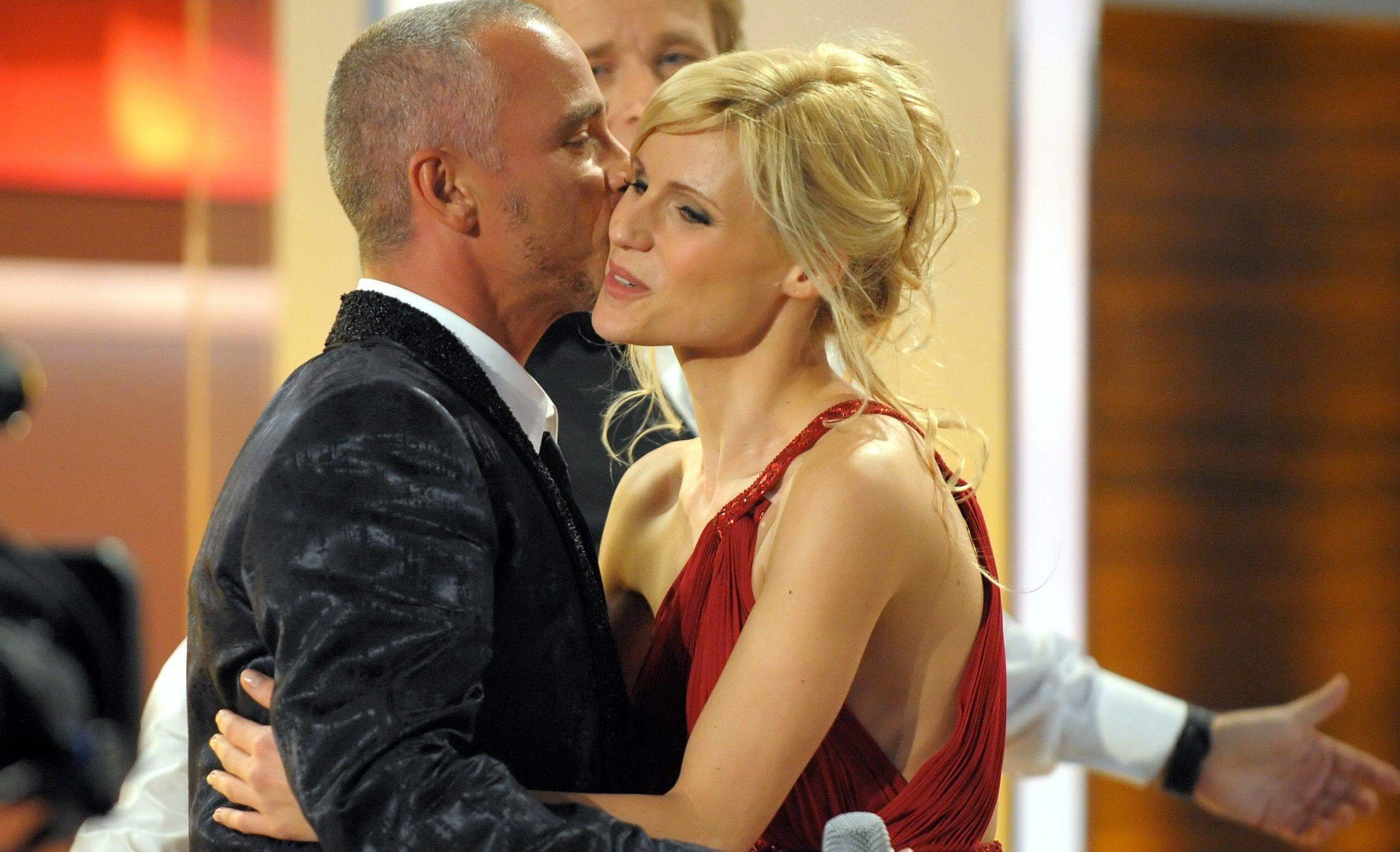Michelle Hunziker: 'Eros Ramazzotti era talmente innamorato che girò tutta Bologna per trovarmi'