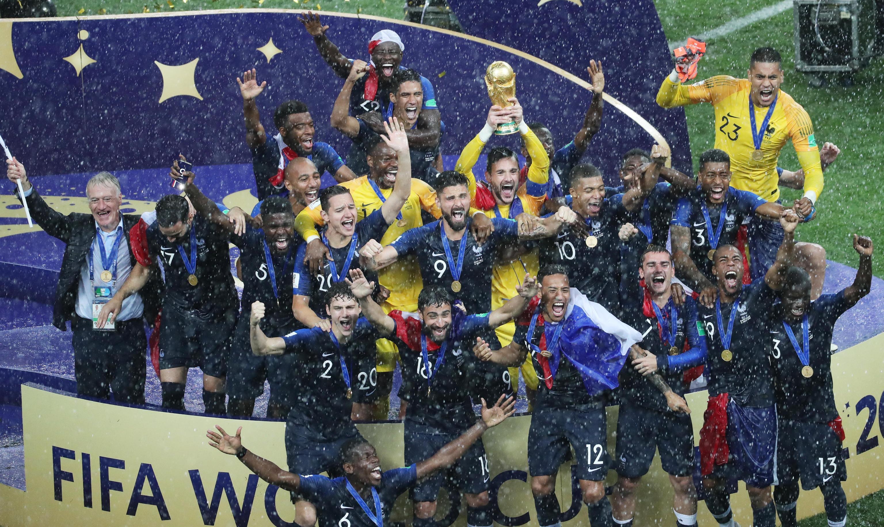 """Mondiali 2018: Francia """"fortunata"""" e vincente, onore agli sconfitti, tante le deluse di questa rassegna"""