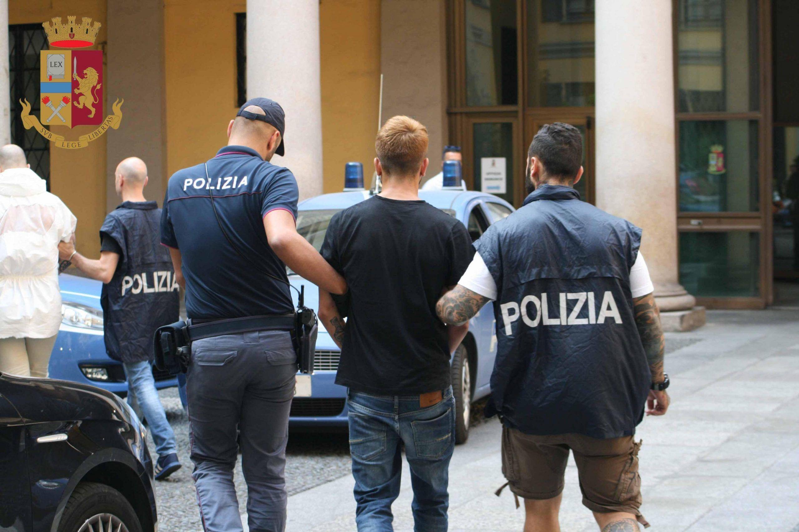 Aggressione a Niccolò Bettarini: i 4 fermati sono accusati di tentato omicidio aggravato da futili motivi