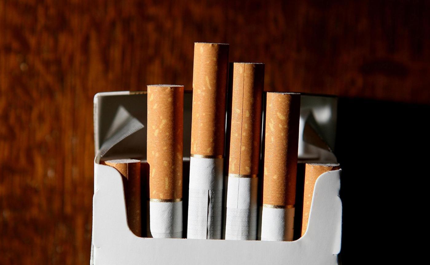Cigarette stock