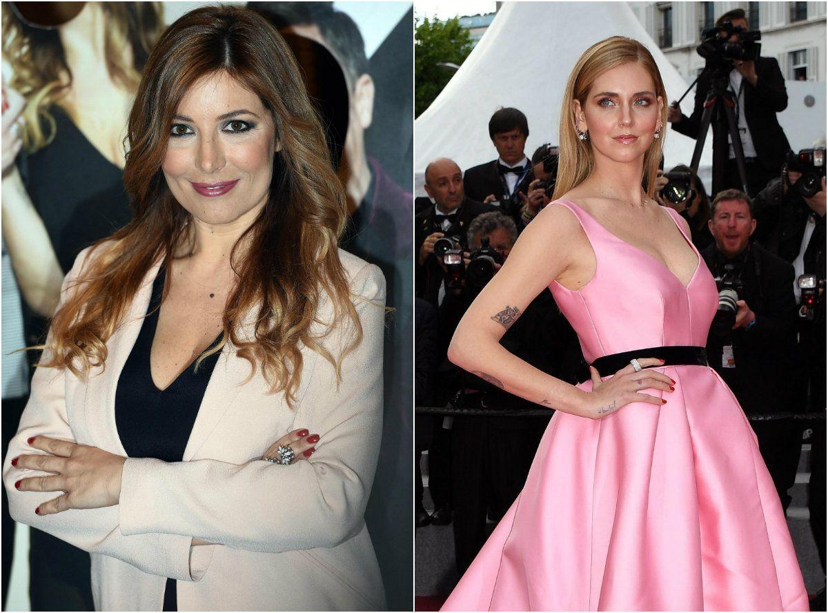 Selvaggia Lucarelli attacca Chiara Ferragni: 'Vive a dieta e diventa paladina delle ragazze in carne'