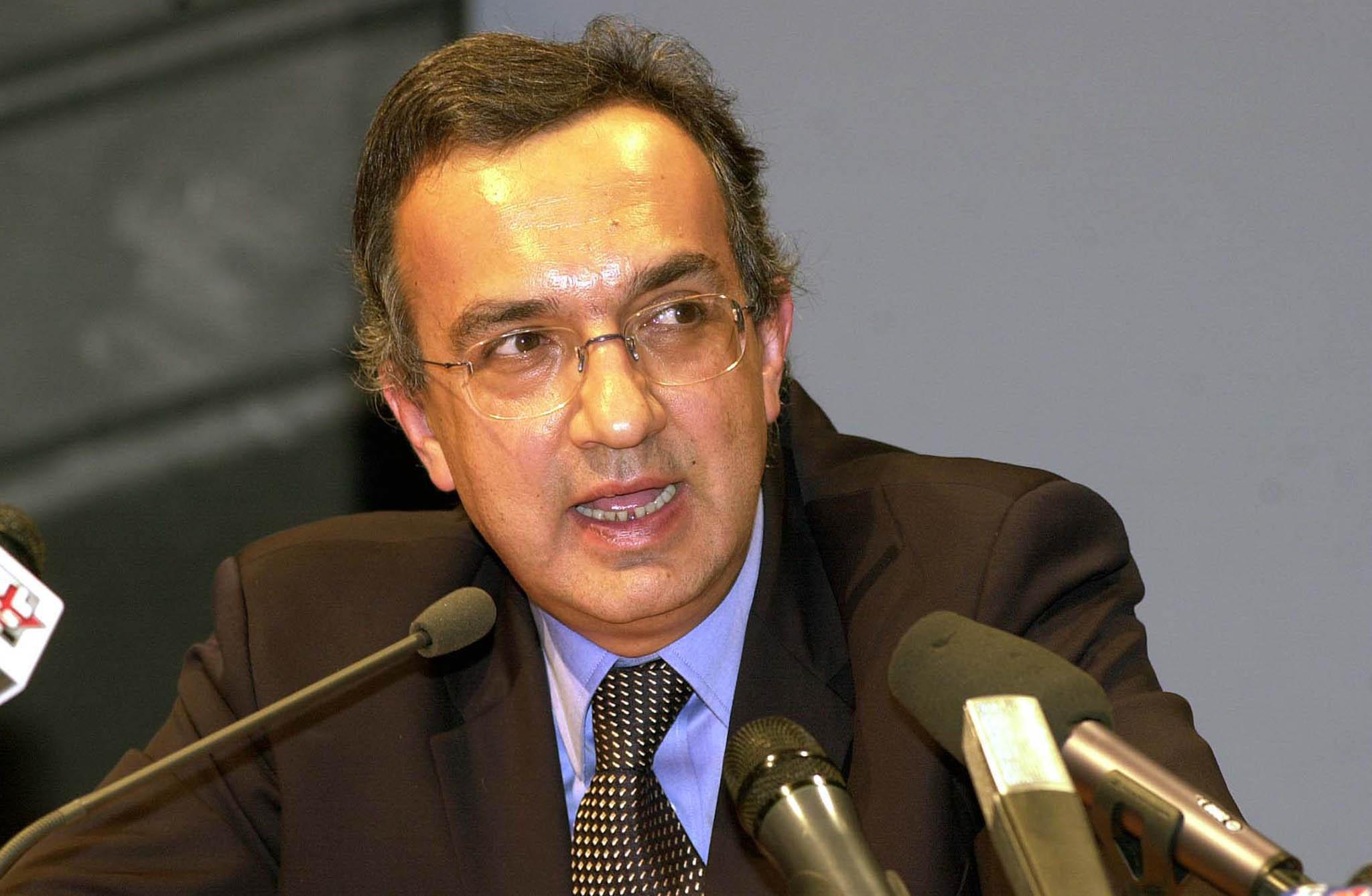 Marchionne, il manager che ha cambiato il look alla Fiat con il maglioncino blu