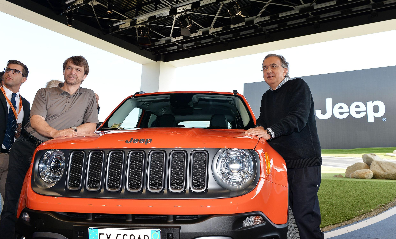 Mike Manley, l'uomo del miracolo Jeep alla guida Fca