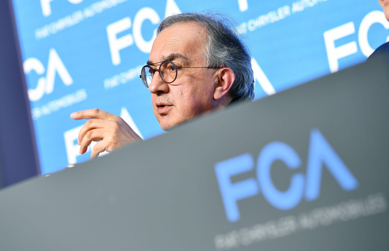 Sergio Marchionne: la storia ai vertici di Fiat del controverso manager