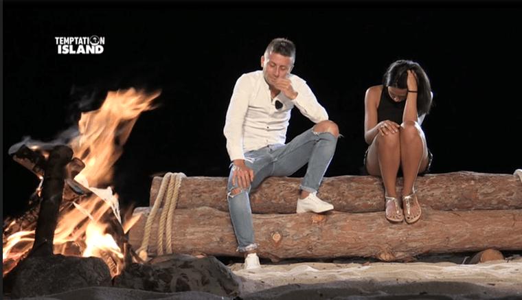 Temptation Island 2018, Valentina e Oronzo tornano insieme: il crollo del 'latin lover'