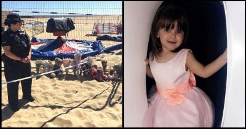 Gonfiabile esplode in spiaggia: morta bimba di 3 anni