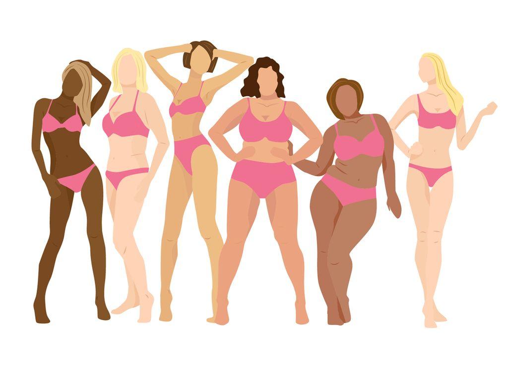 Il movimento body positive ha un lato B che lascia a desiderare