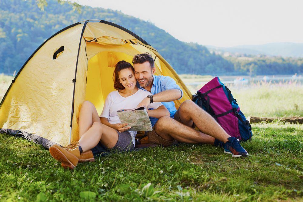 Campeggio, qui la libertà costa poco (e la natura è gratis)