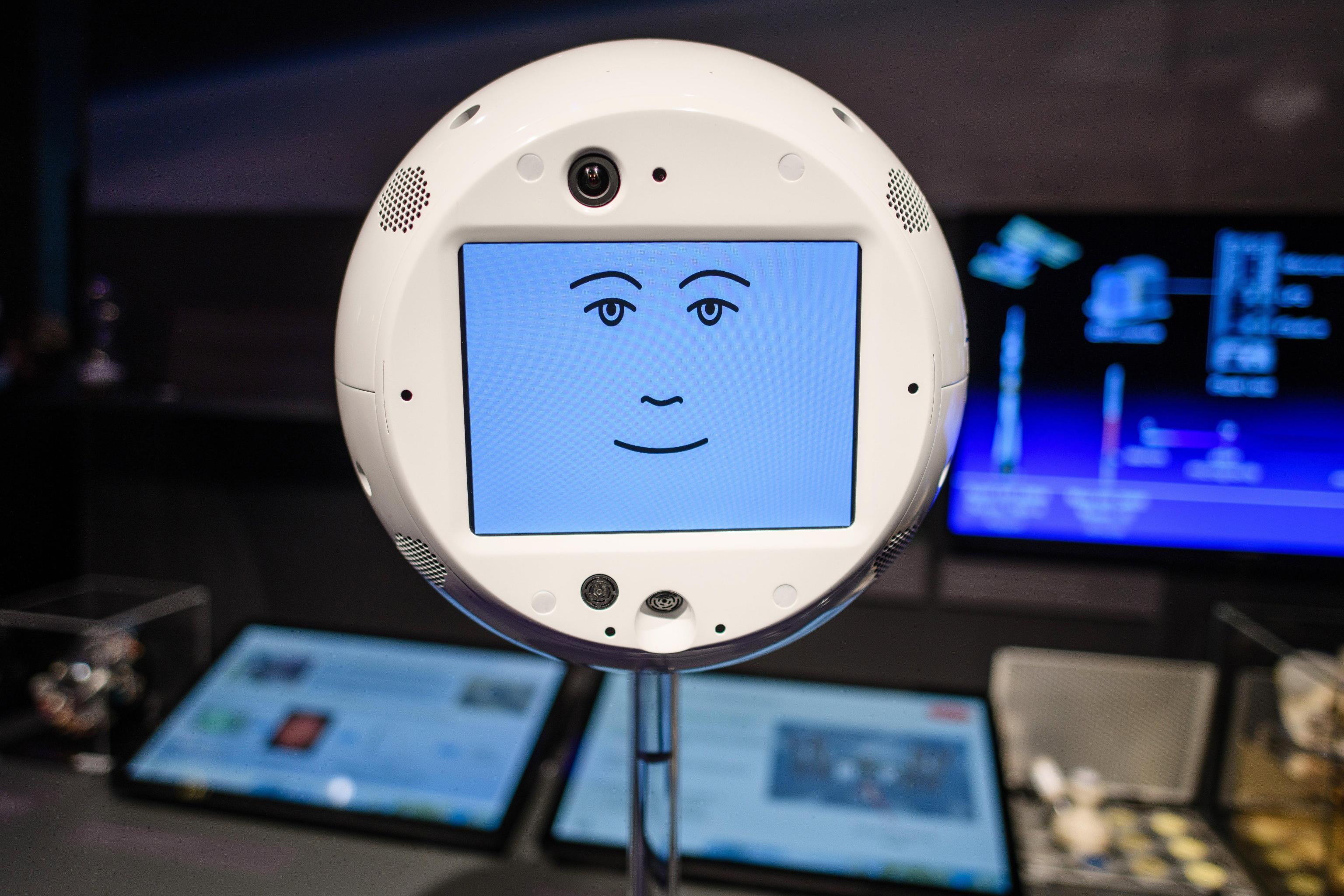Cimon, il nuovo assistente digitale della Stazione Spaziale Internazionale