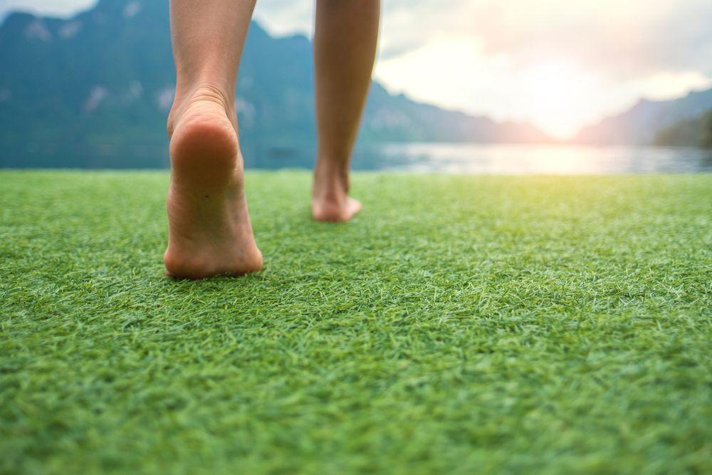 estate piedi scalzi