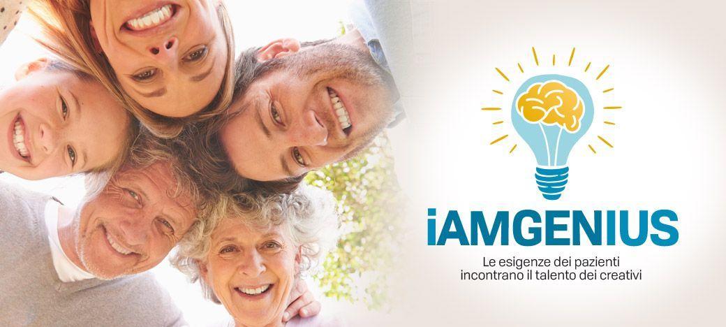 iAMGENius: lo spazio per trovare soluzioni ai bisogni dei malati di tumore