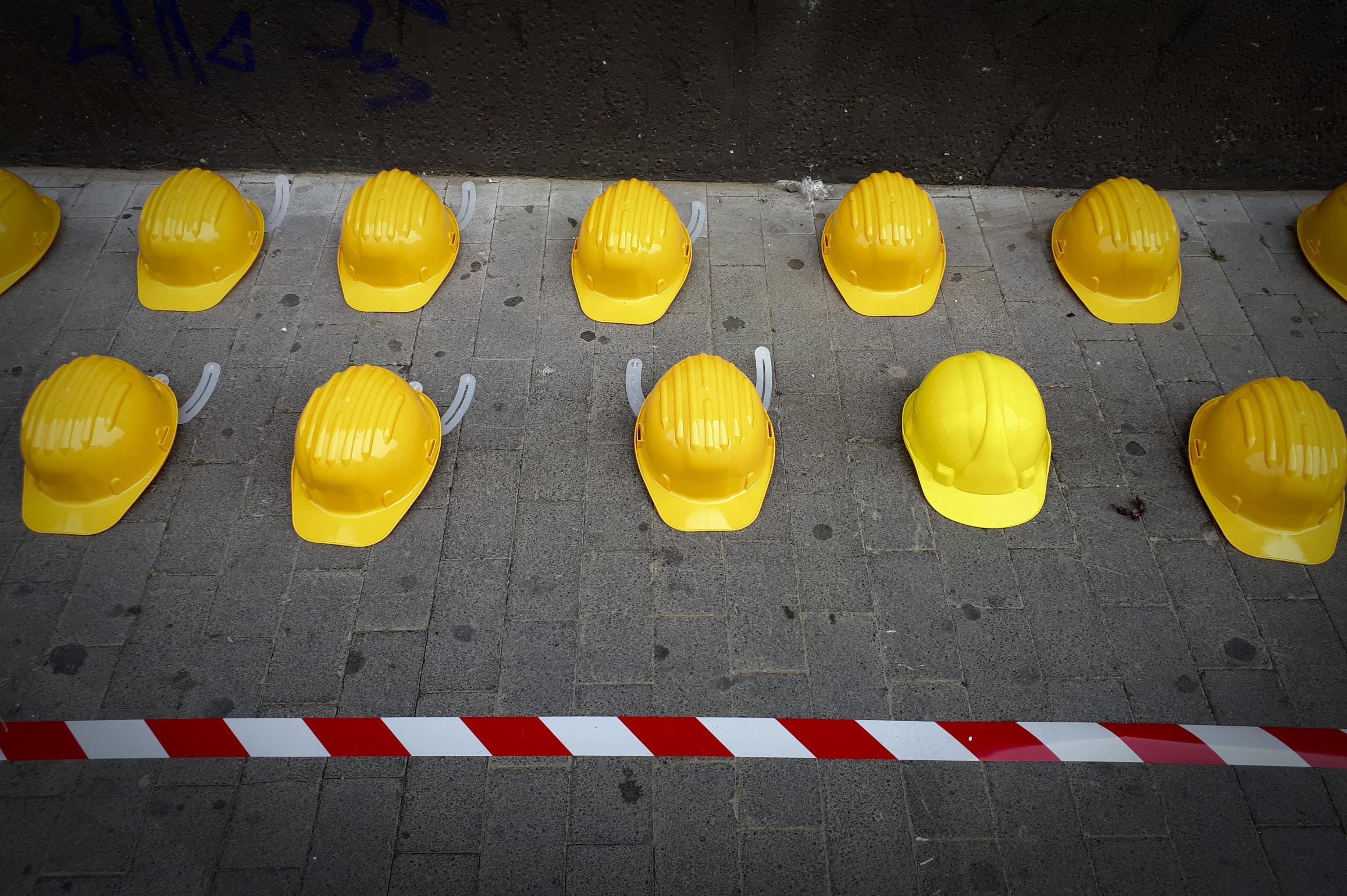 Lavoro incidenti e morti bianche