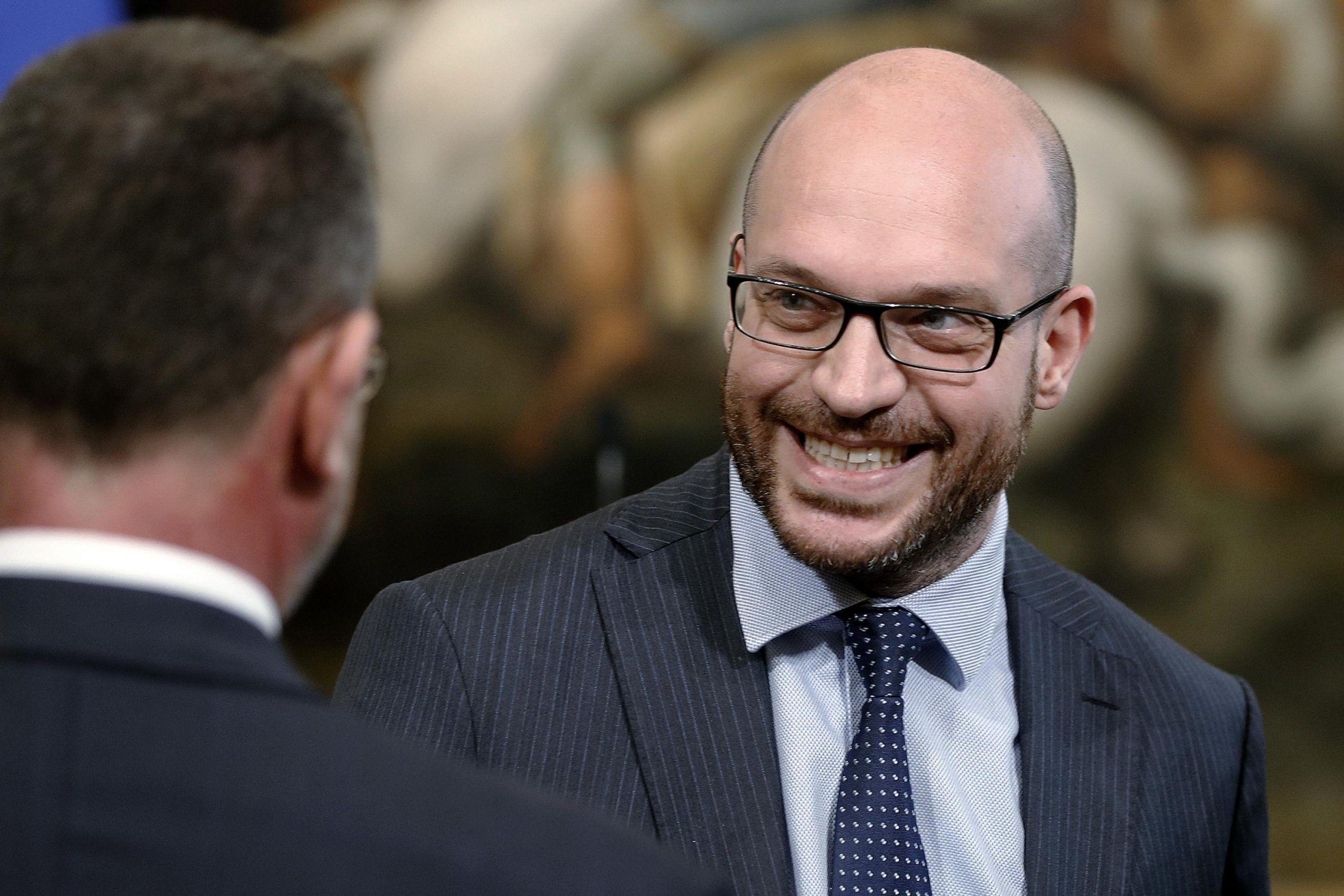 Lorenzo Fontana, ministro per la Famiglia e la Disabilita