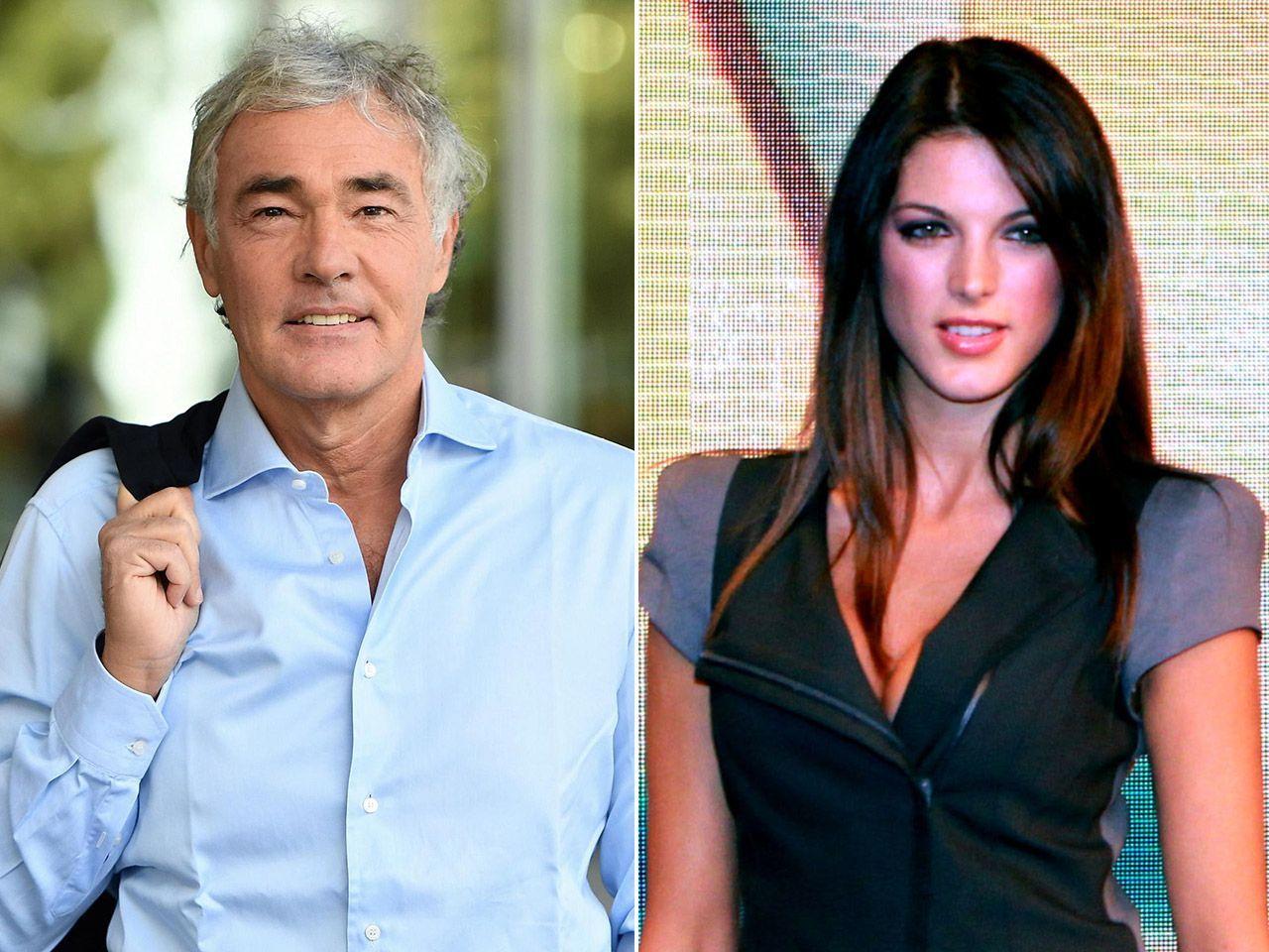 Massimo Giletti e Angela Tuccia