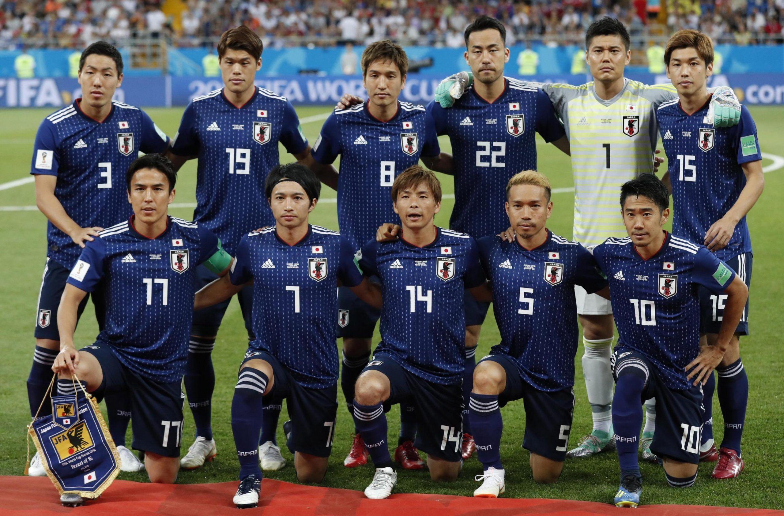 Mondiali Russia 2018: la nazionale del Giappone, esempio di civiltà