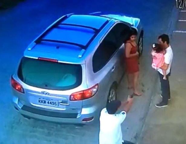 Brasile: esecuzione in strada, padre ucciso davanti a moglie e figlia