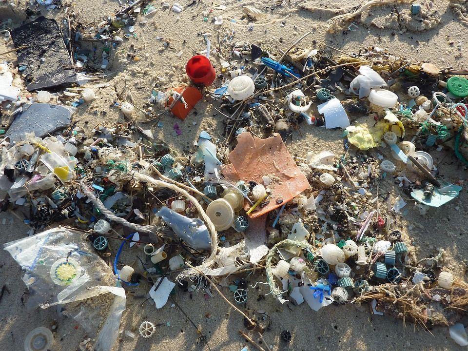Plastica nei mari: stop all'usa e getta, sì a riciclo e materiali green