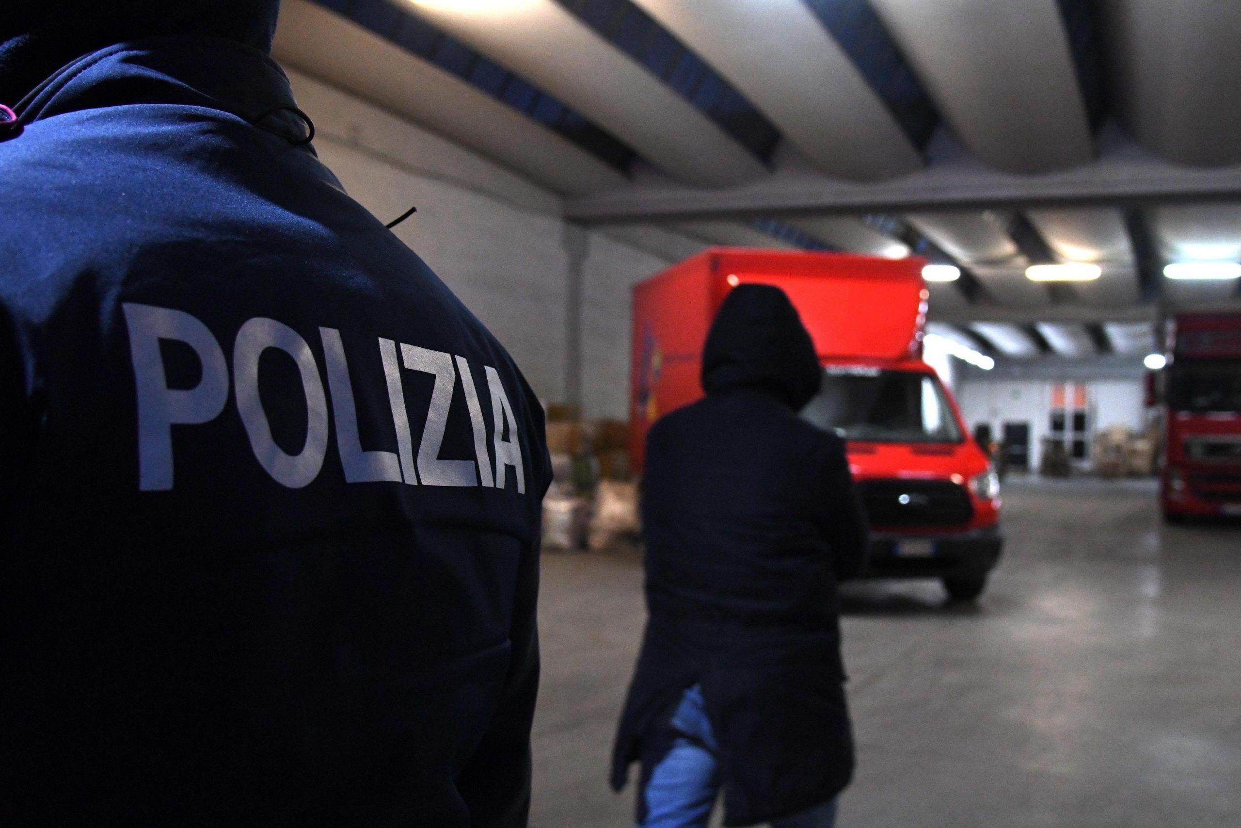 Polizia suicidi