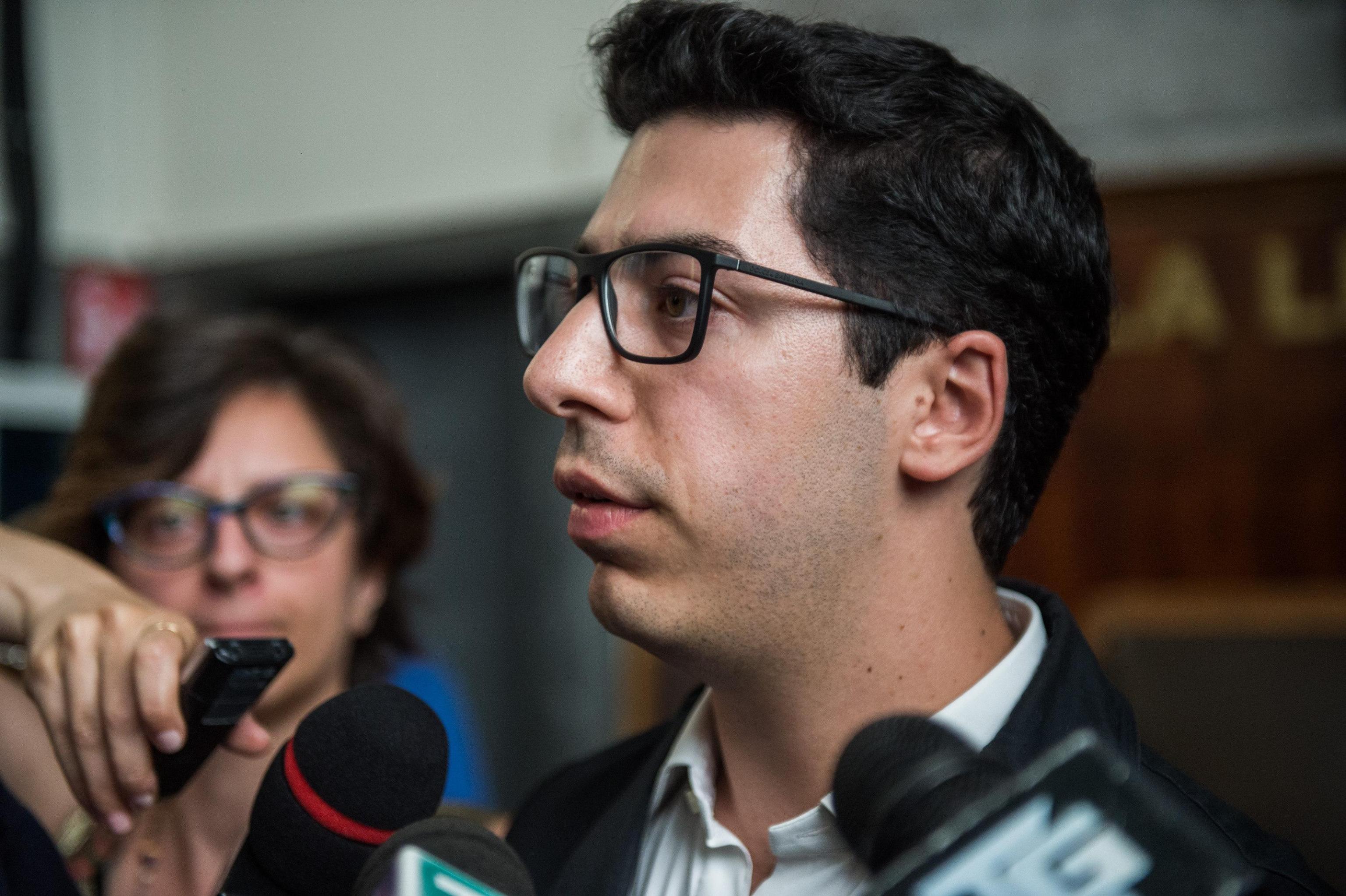 Renzo Bossi ai giudici: 'Io laureato in Albania a mia insaputa'
