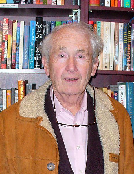 scrittori che hanno iniziato tardi Frank McCourt
