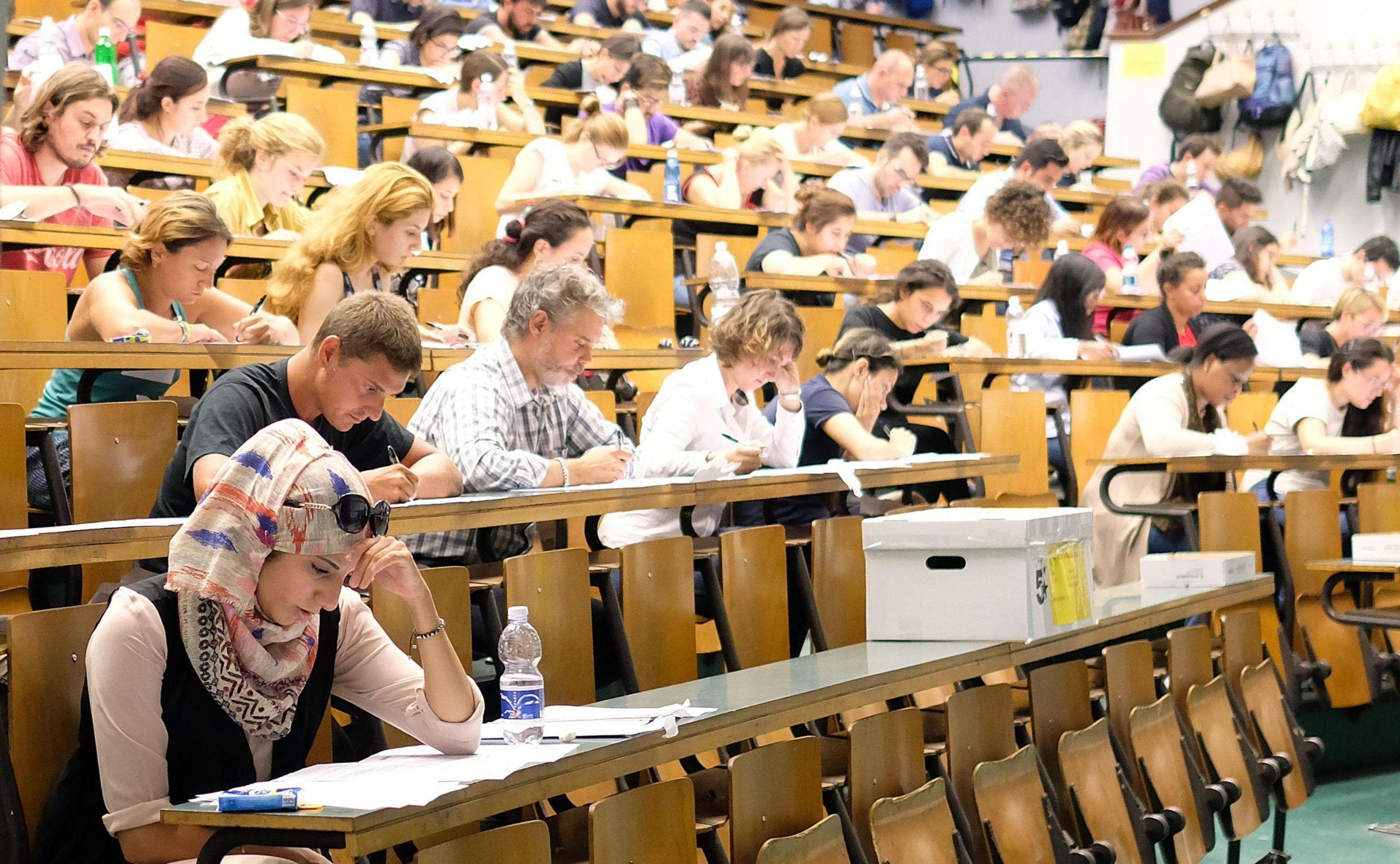 test ingresso università 2018