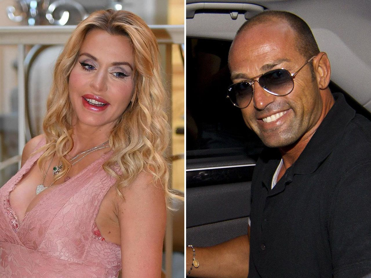 Valeria Marini e Stefano Bettarini a Temptation Island Vip