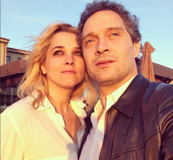 Claudio Santamaria e Francesca Barra, censurati per una foto hot su Instagram