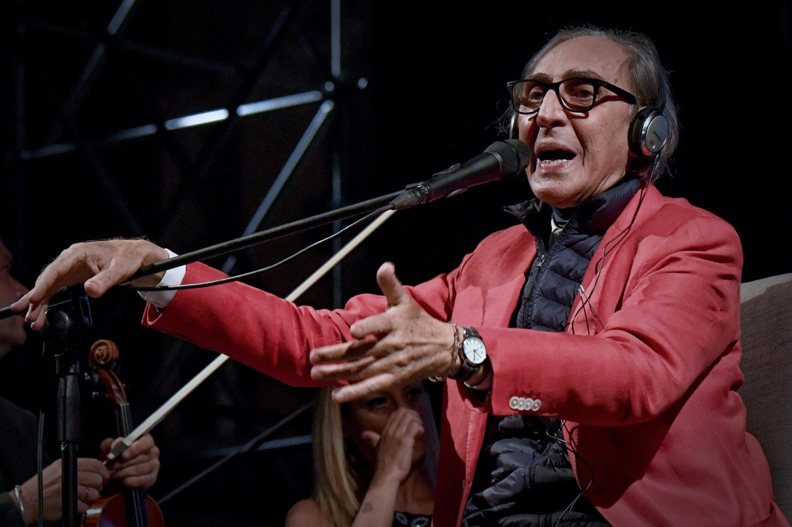 Franco Battiato è malato? Il commovente post dell'amico Roberto Ferri