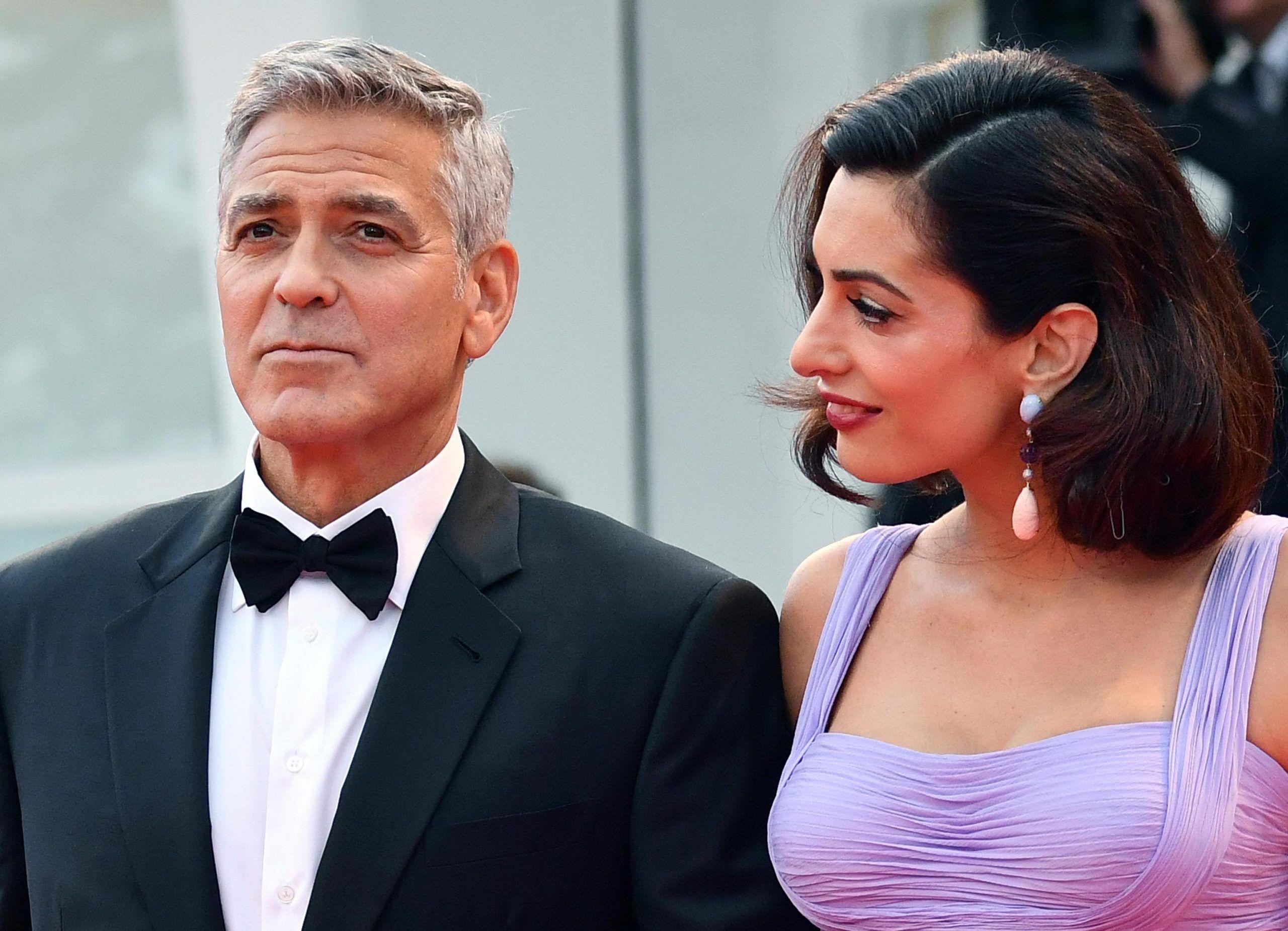 Scenografo trovato morto alla festa di George Clooney a Roma