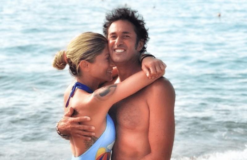 Maddalena Corvaglia, la prima foto con il nuovo amore Alessandro Viani