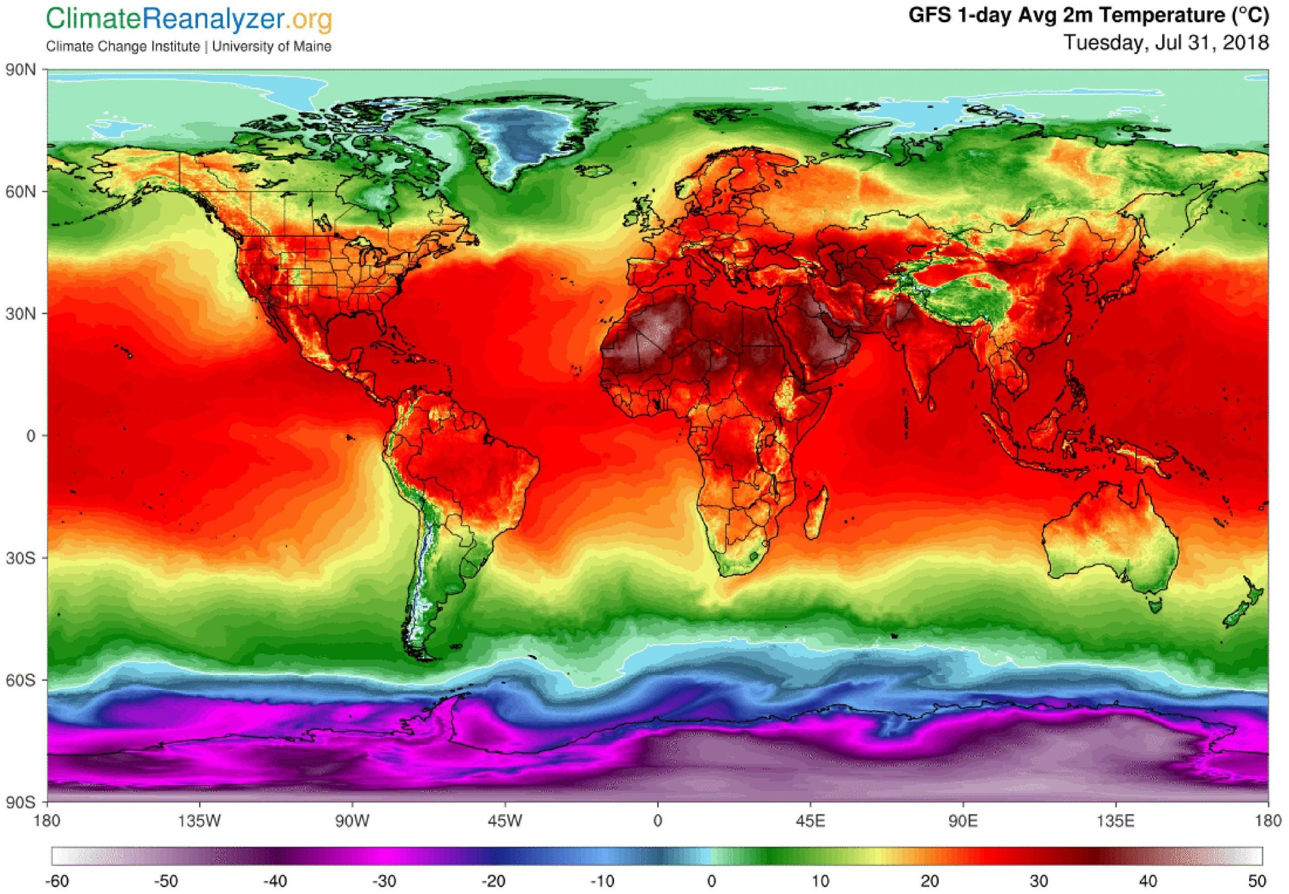 Meteo, ancora caldo torrido per la settimana più afosa dell'estate