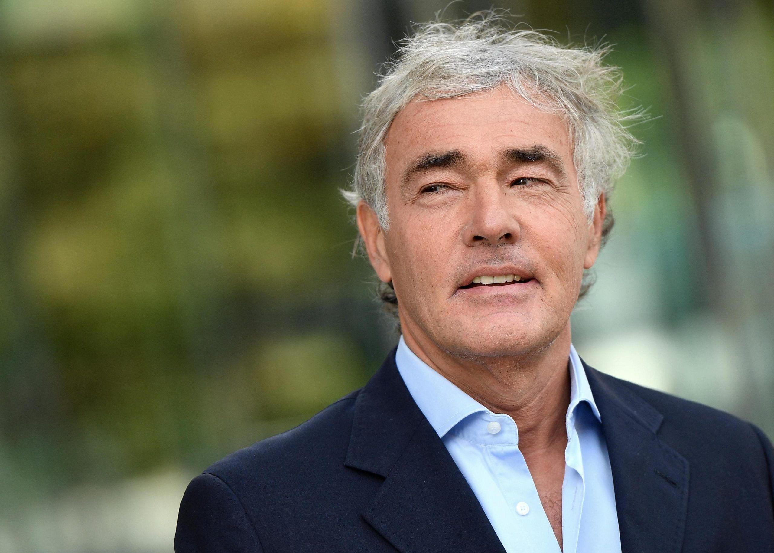 Massimo Giletti a Lourdes: 'Torno qui dopo un anno complicato'
