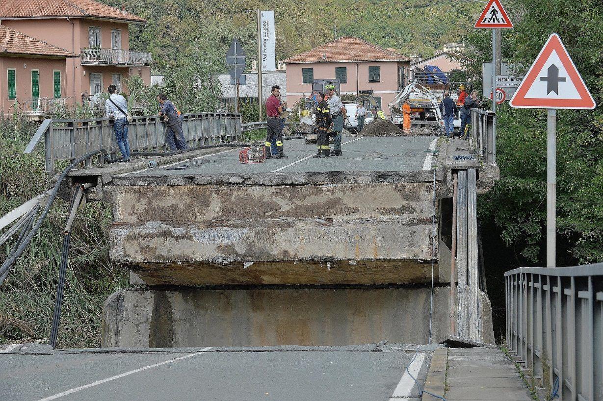 Ponte di Genova: il fegato di una giovane vittima salva la vita a un uomo di Padova