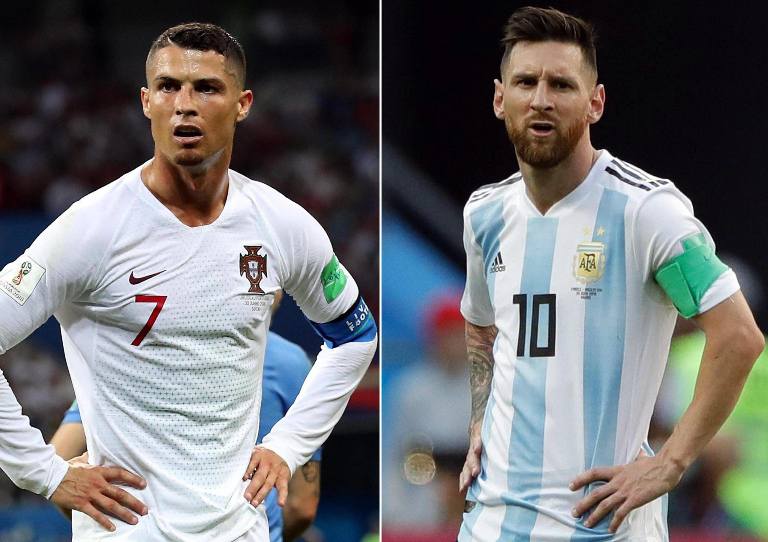 Ronaldo o Messi