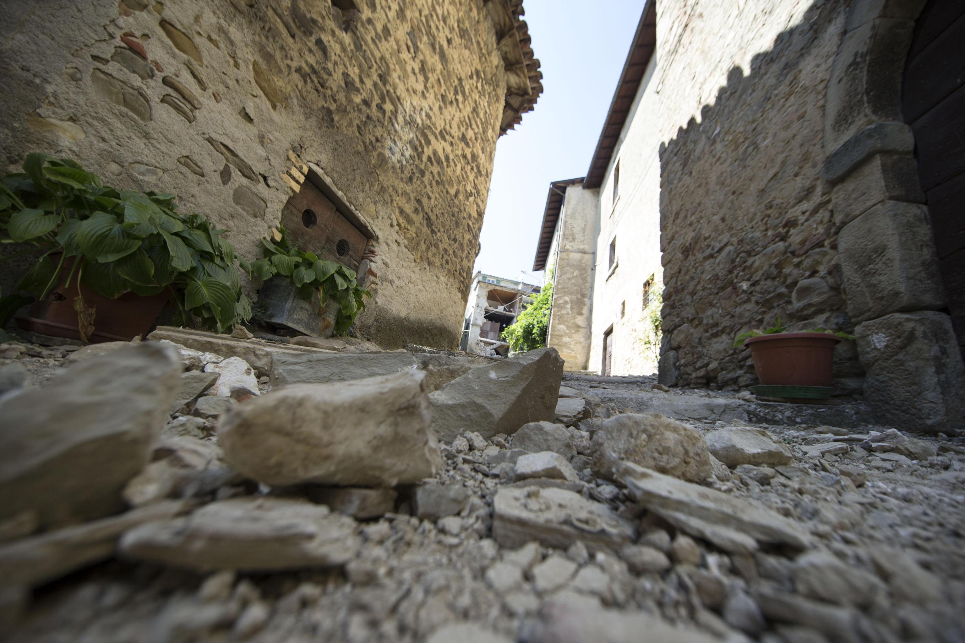 Terremoto Centro Italia, scossa di magnitudo 2.9 vicino Accumoli