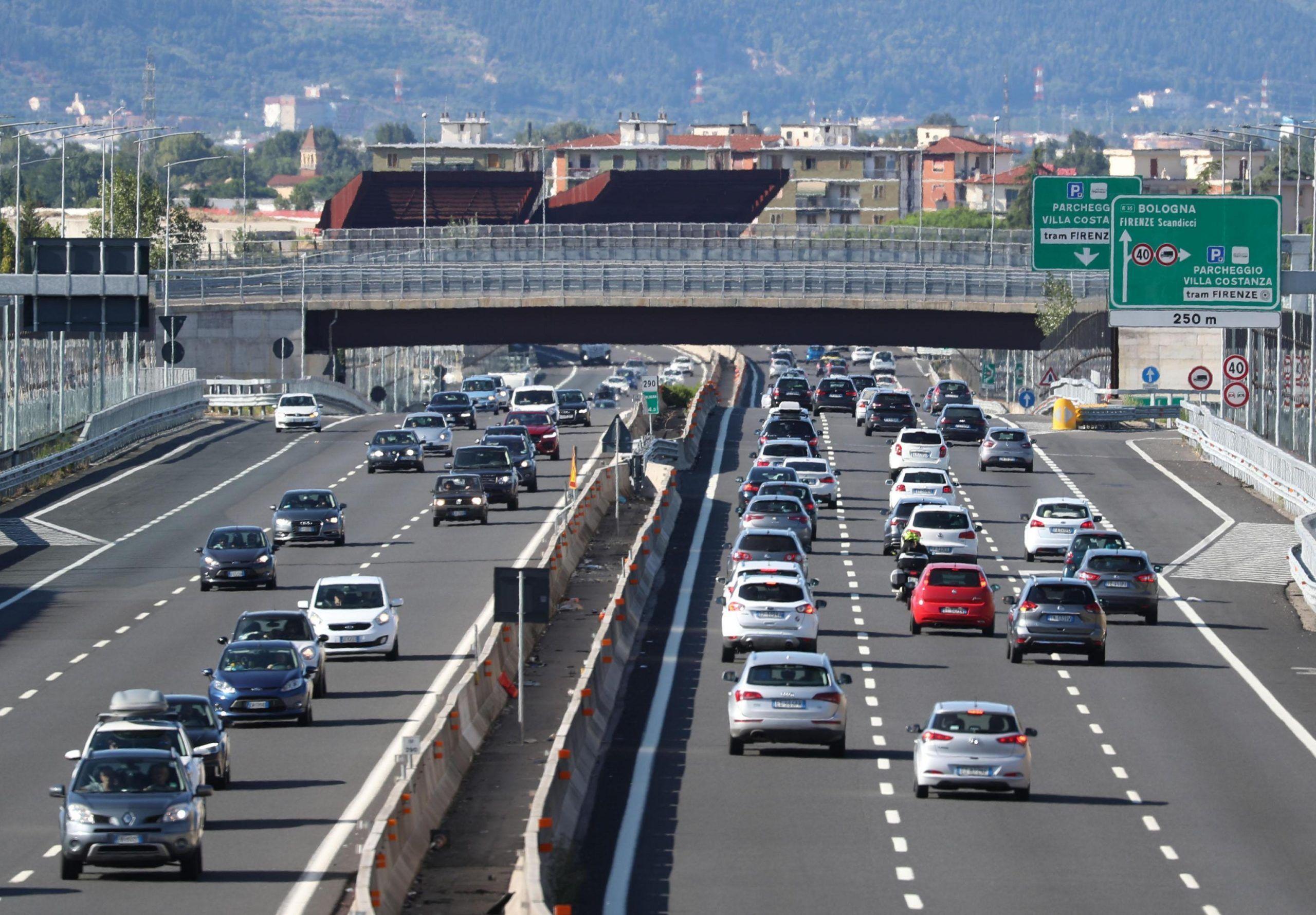 incidente stradale autostrada a1