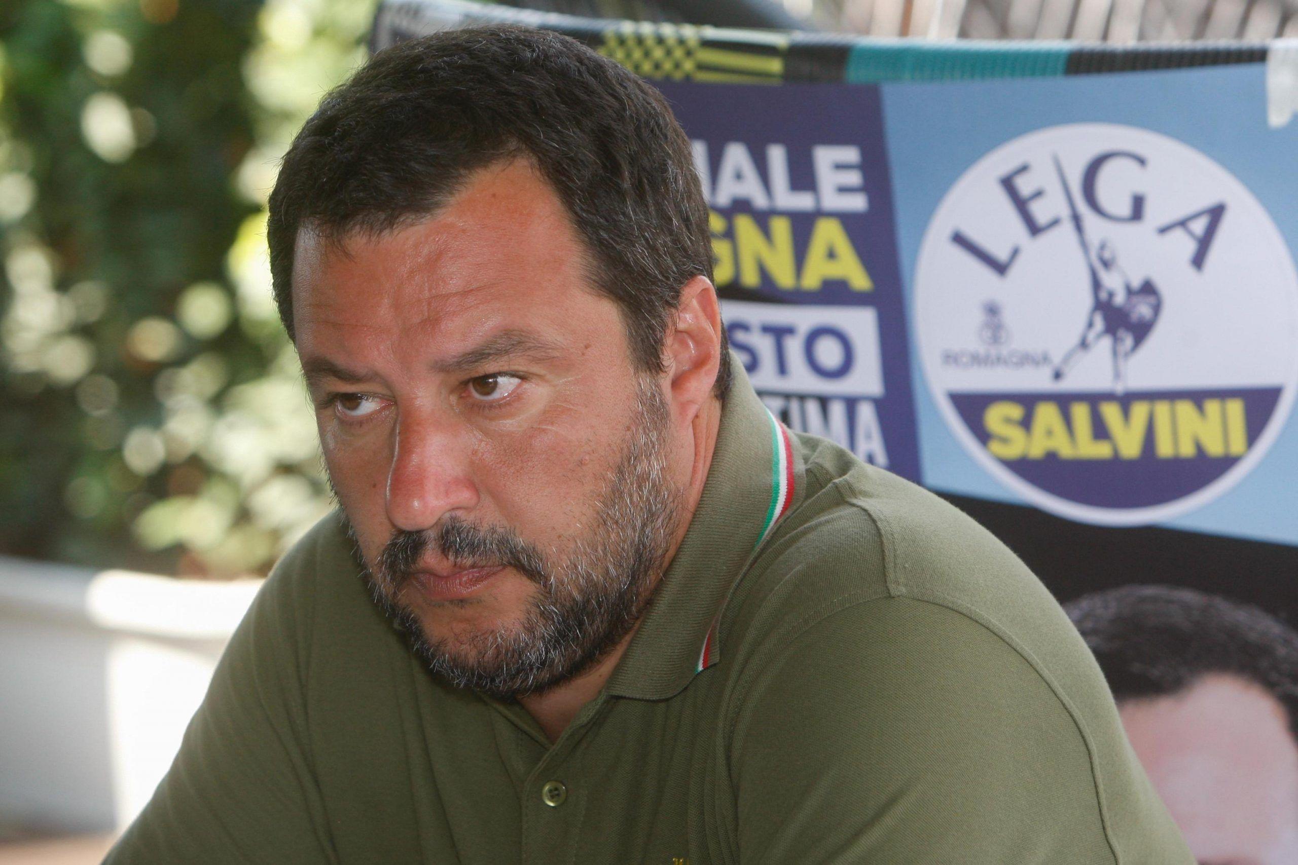 Migranti: Salvini, obiettivo è arrivare a minimo storico