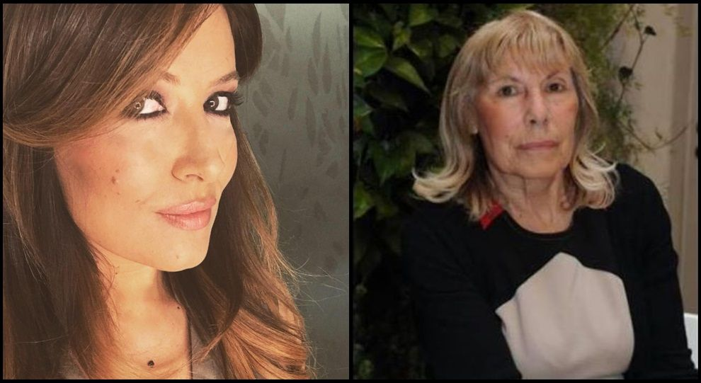 Selvaggia Lucarelli lancia l'appello su Fb: 'Mia mamma è sparita, aiutatemi'