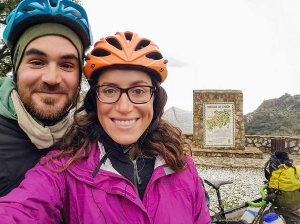 Jay e Lauren, viaggiatori in bici uccisi dall'Isis in Tagikistan