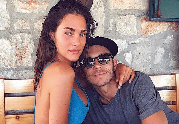 Valentino Rossi e Francesca Sofia Novello: la foto che ufficializza la loro storia