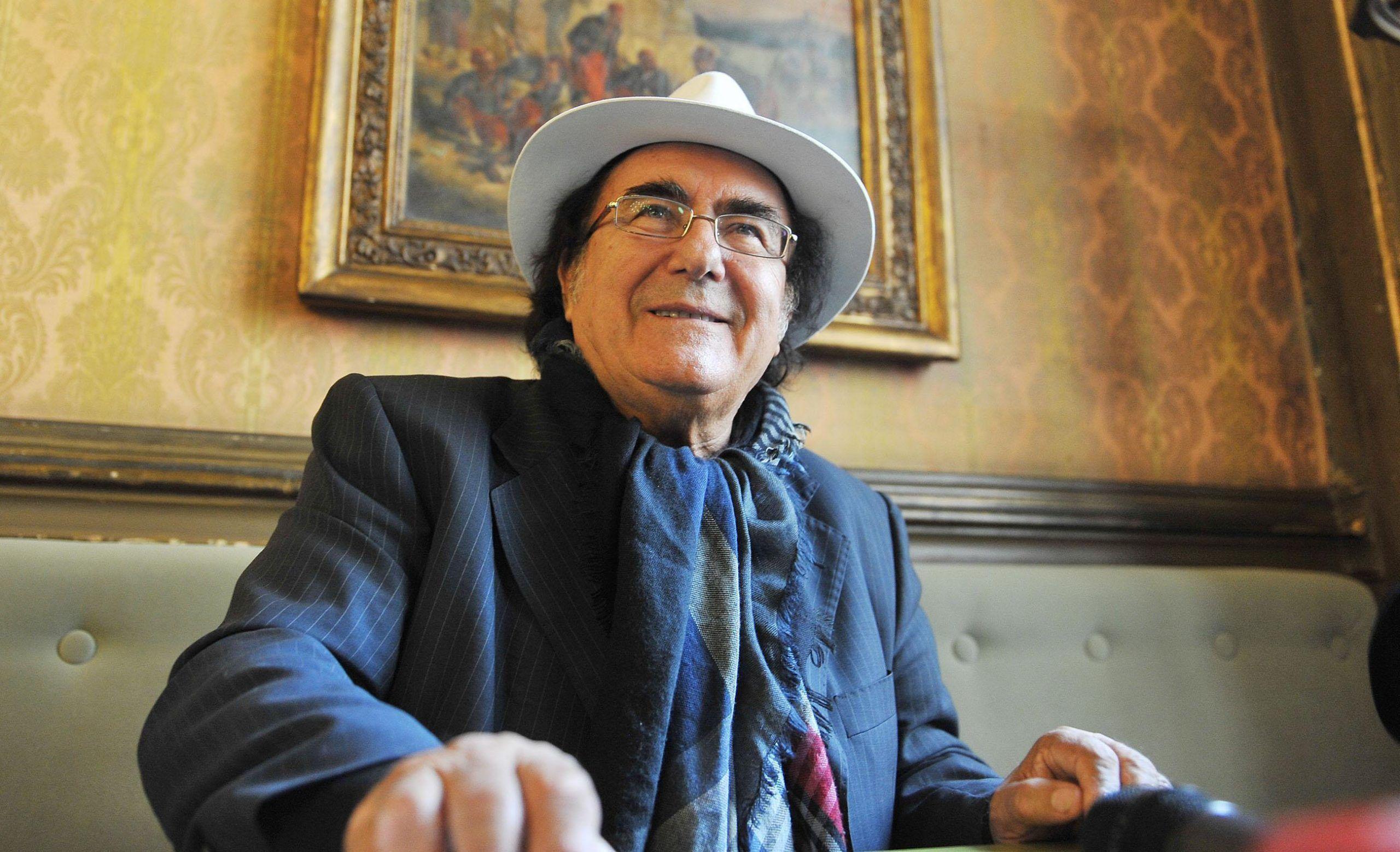 Al Bano canta l'inno al Gp di Monza, critiche sui social