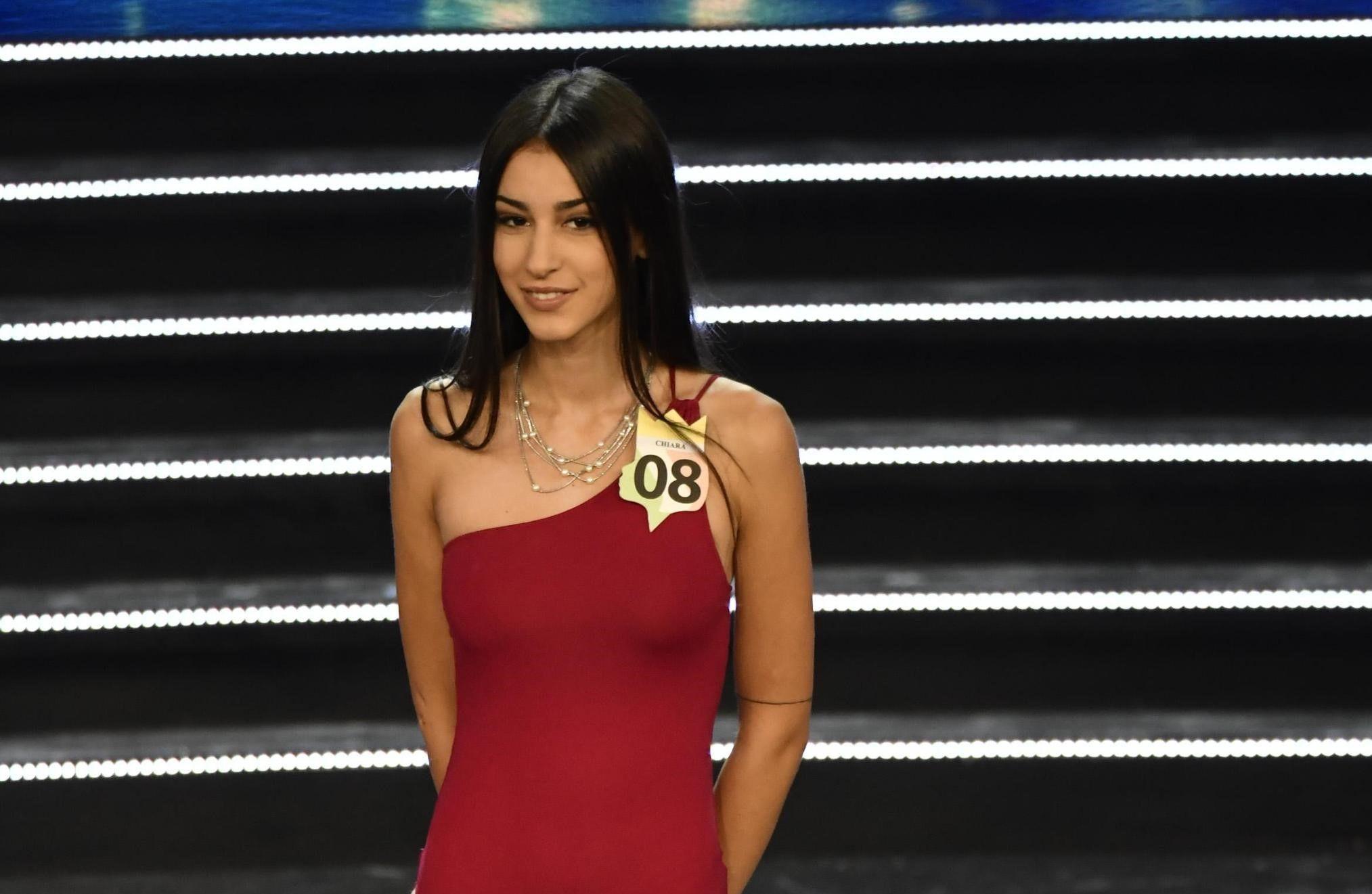 Chiara Bordi, terza classificata a Miss Italia 2018: 'La protesi è stata un nuovo inizio'