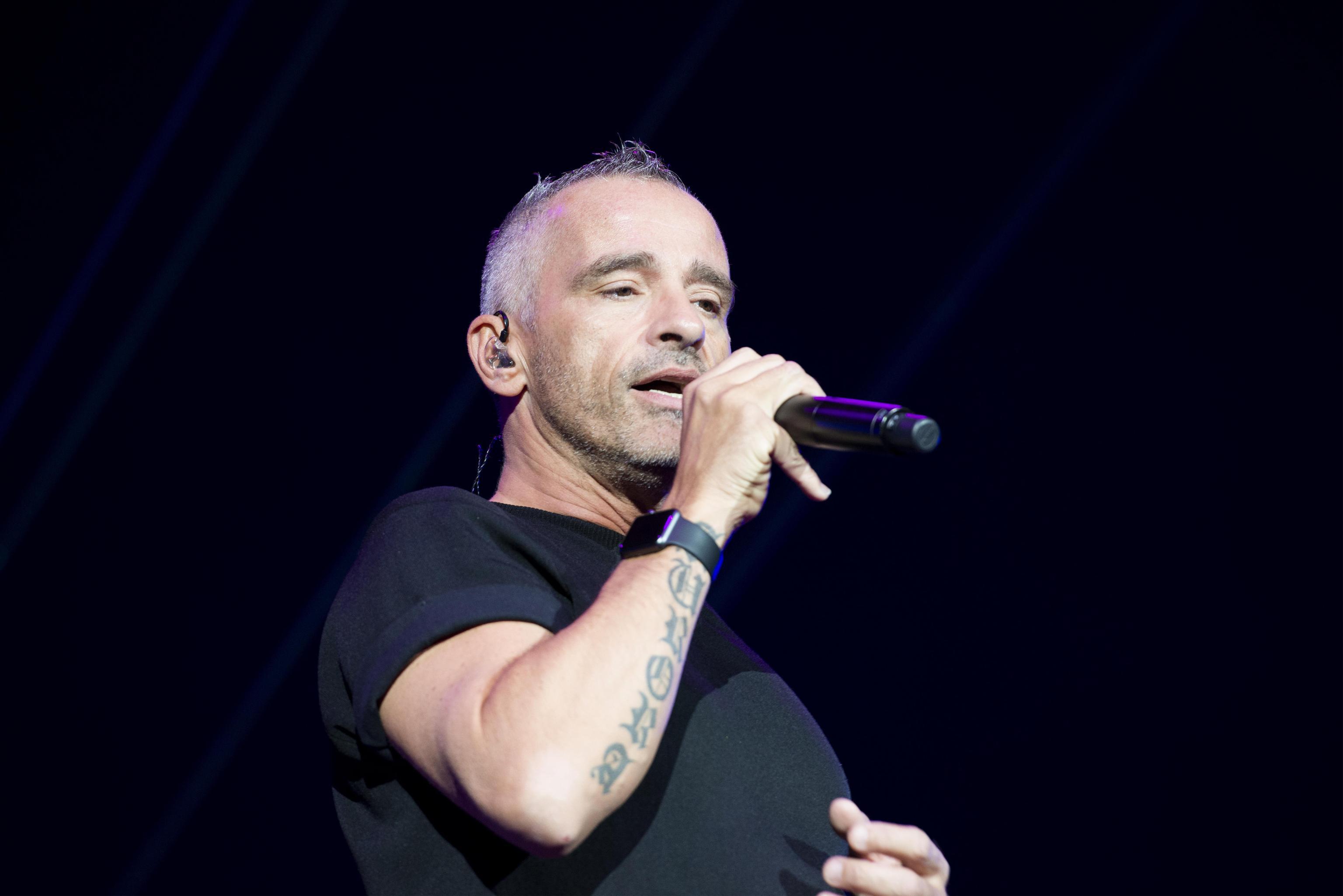 Eros Ramazzotti: 'Non sapevo se continuare o fermarmi per sempre. Ho vinto con l'amore'