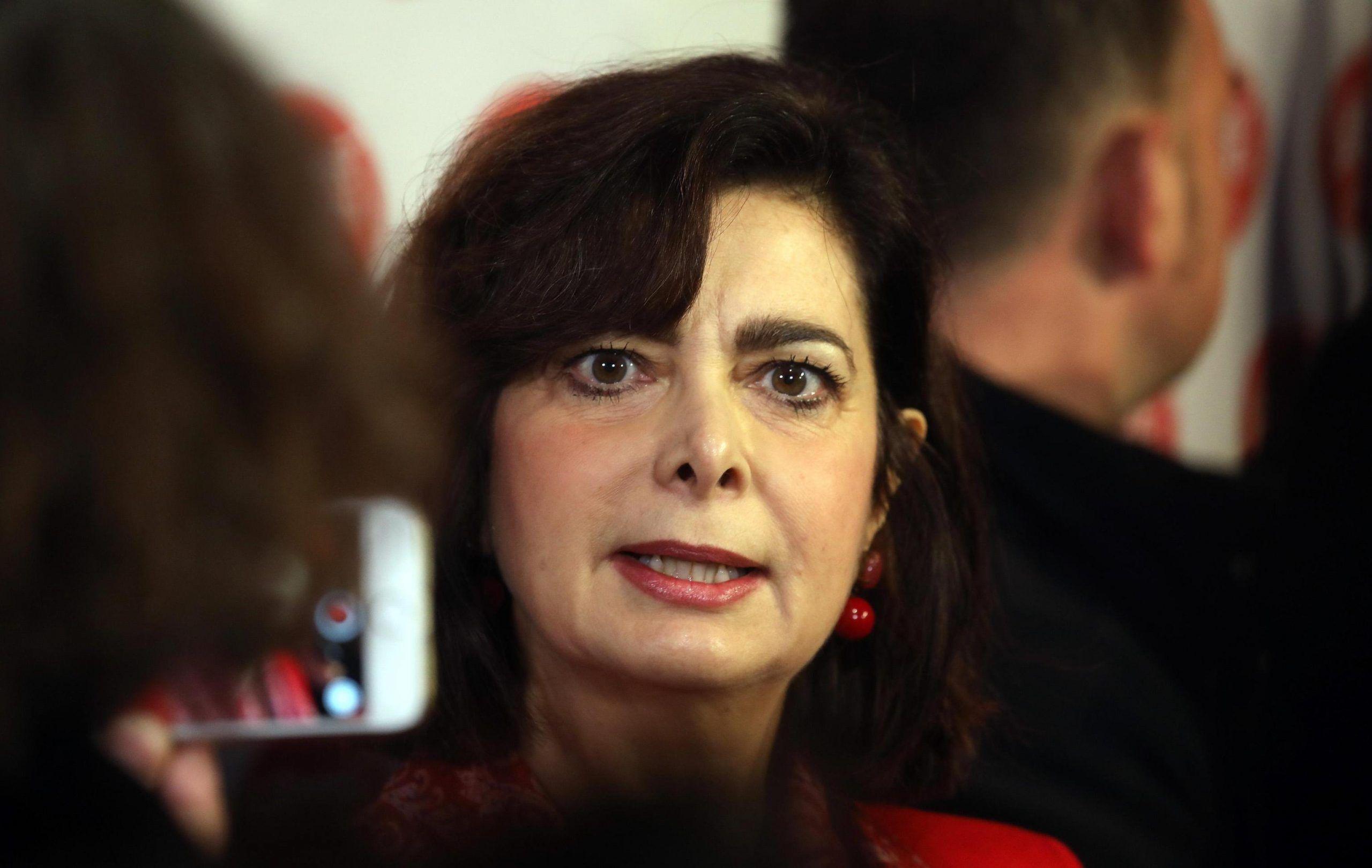 Alitalia: 'Lei deve cambiare posto, in prima fila c'è un disabile'. Invece era Laura Boldrini