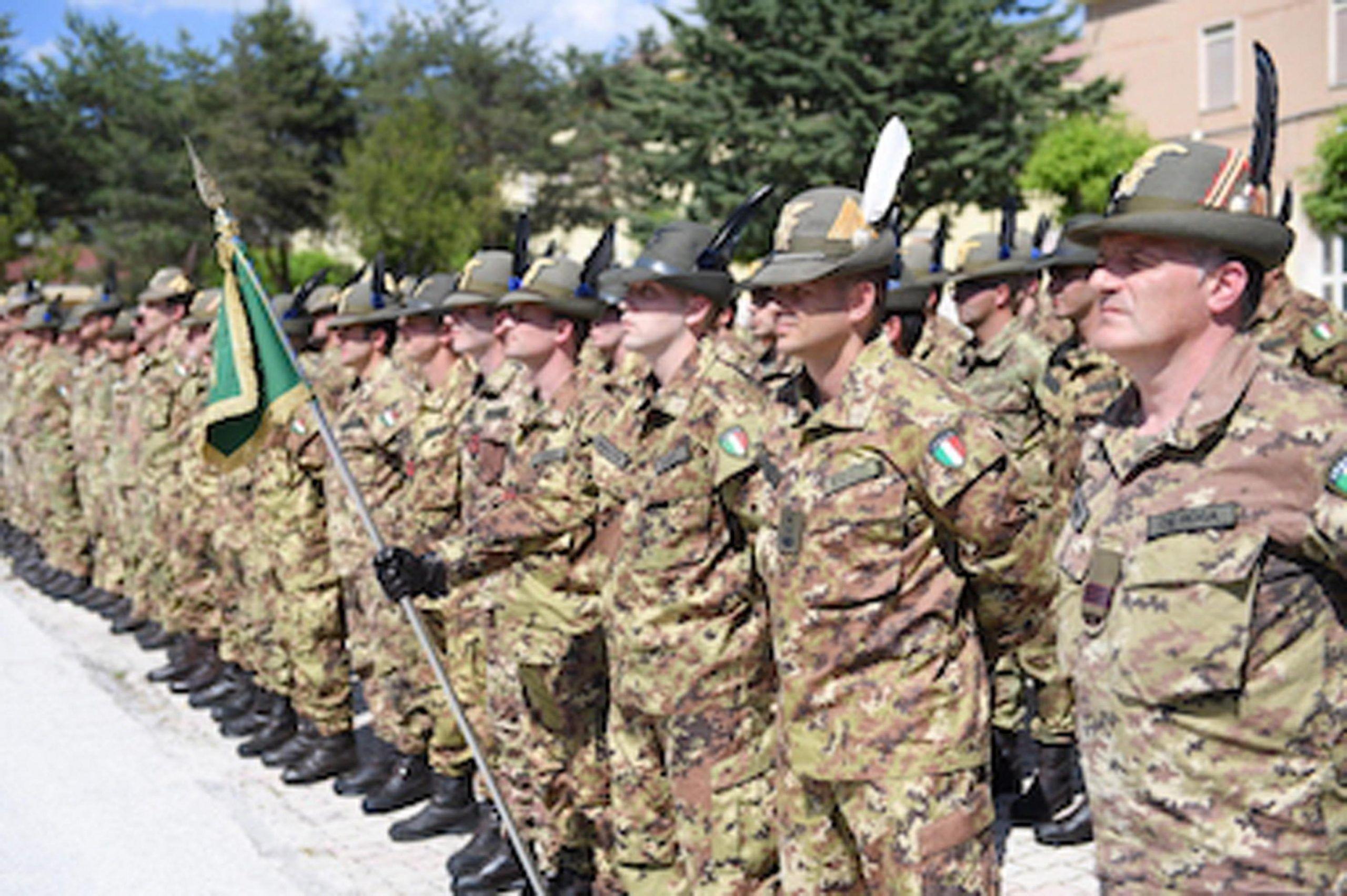 Leva militare volontaria di 6 mesi in cambio di crediti formativi universitari la proposta di Forza Italia