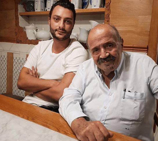 Maurizio Costanzo e il figlio Gabriele, prima foto insieme su Instagram