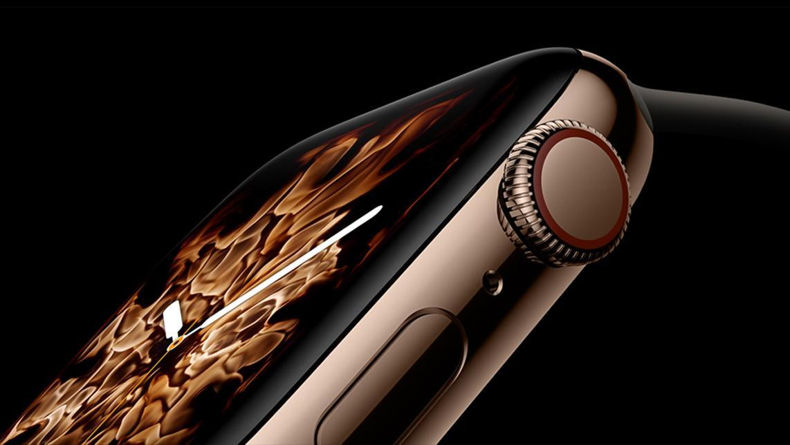 Apple introduces Apple Watch Series 4