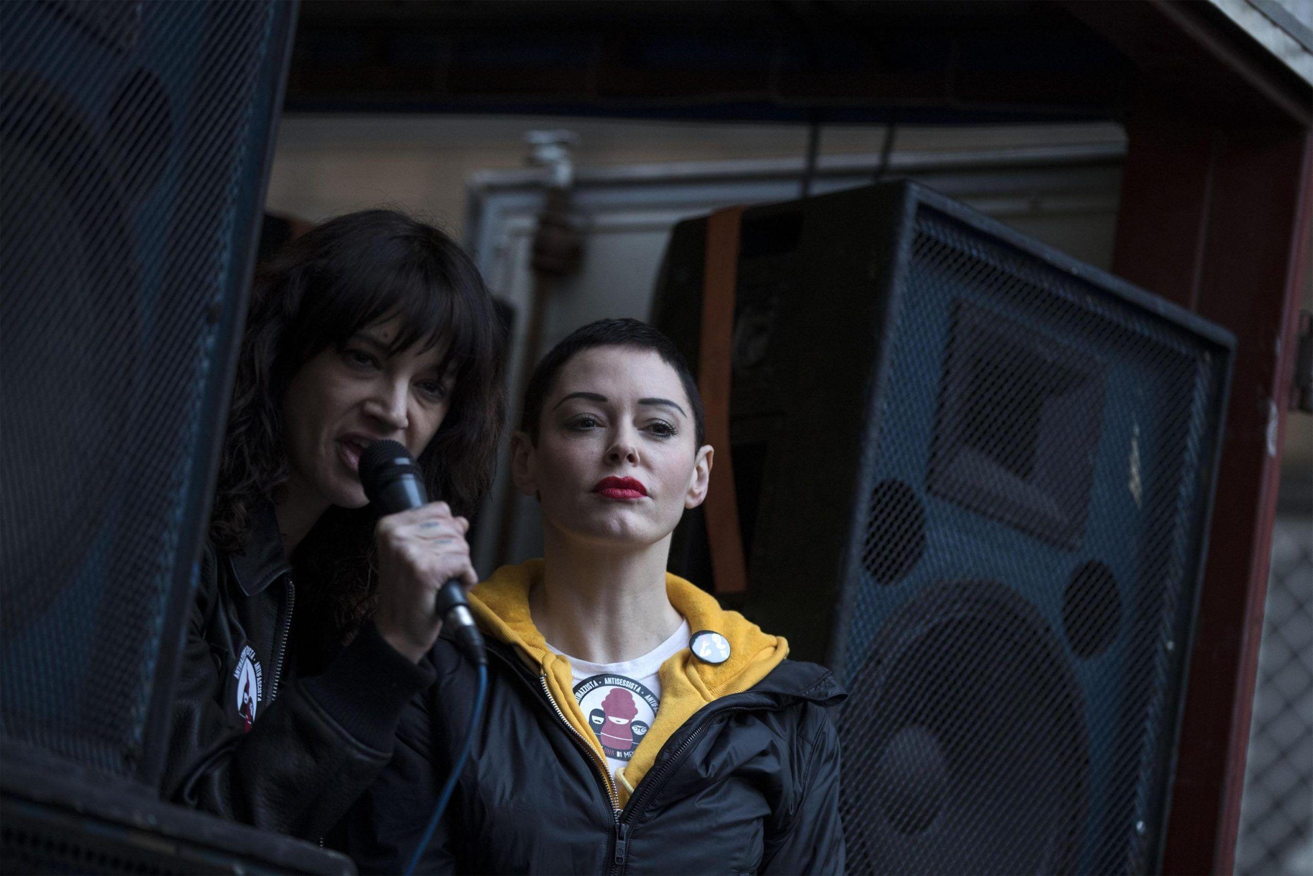 Asia Argento, Rose McGowan le chiede scusa pubblicamente: 'Sono profondamente pentita'