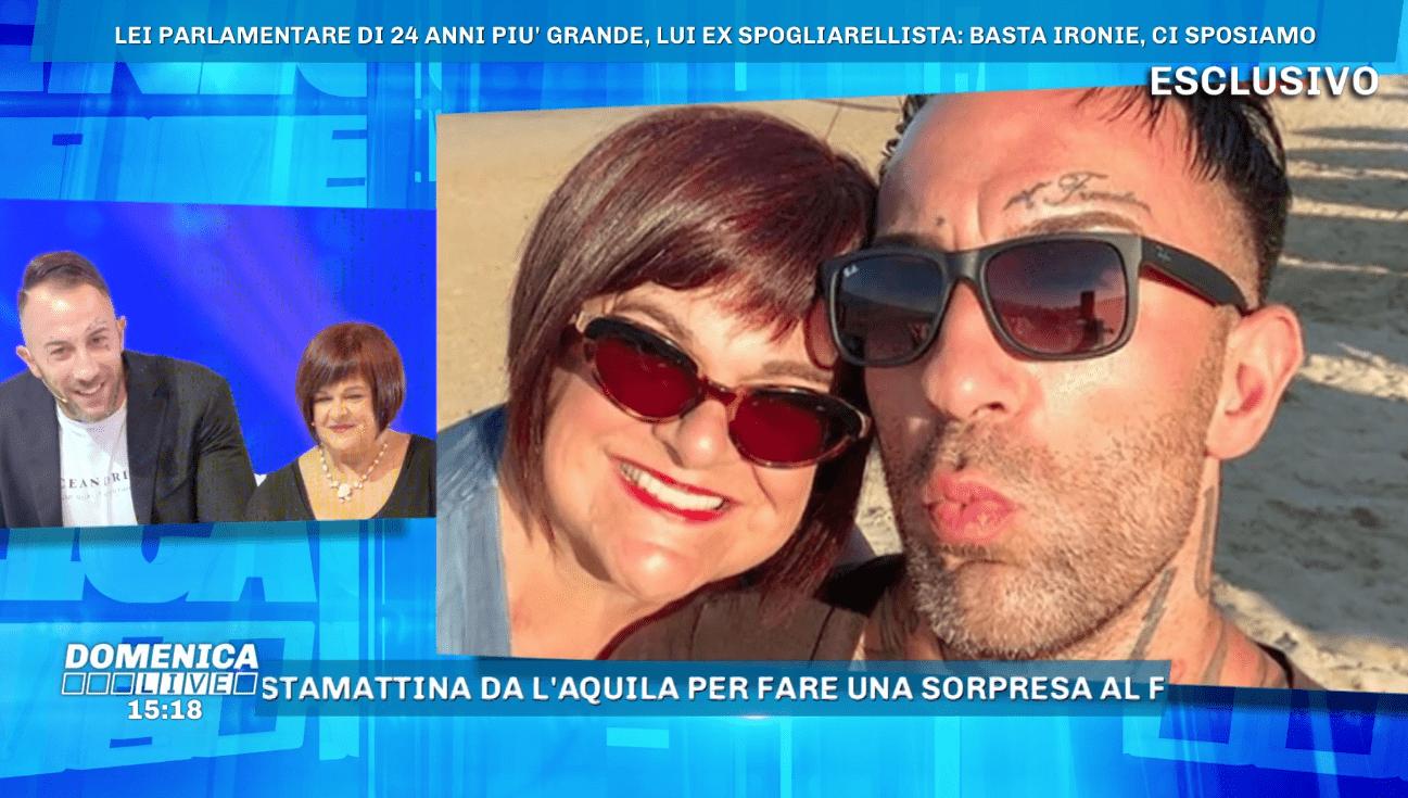 Simone Coccia e Stefania Pezzopane si sposano: 'Su di noi tanti pregiudizi'