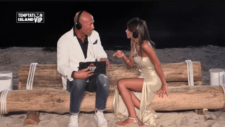 Stefano Bettarini e Nicoletta Larini lasciano Temptation Island VIP, lui: 'Ti amo'